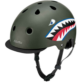 Electra Bike Helmet tigershark
